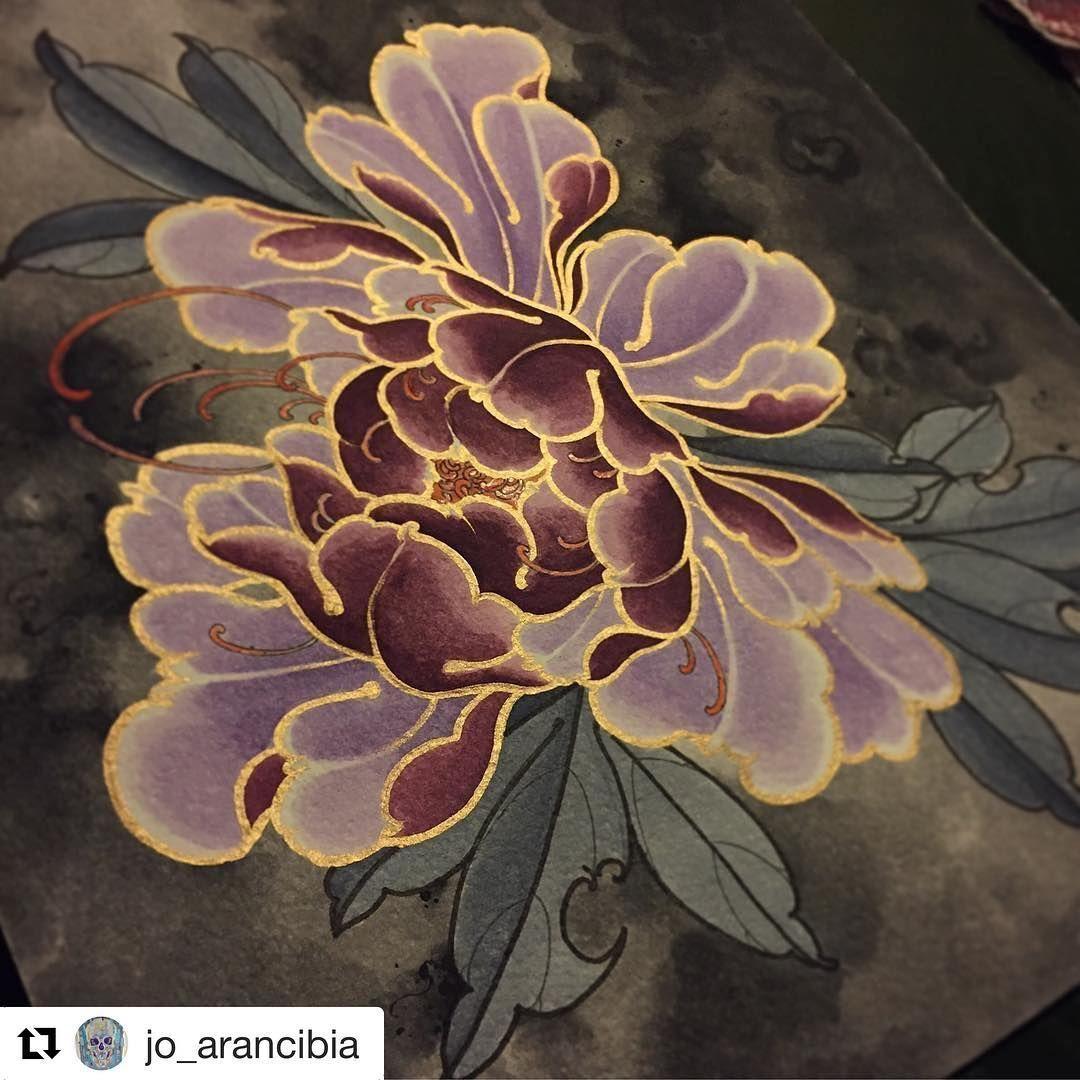 ボタン科 - peony done by @jo_arancibia  #japanesetattooart #japanesetattoos #newschooljapanese #japaesetattoo #traditionaljapanese #irezumi #irezumicollective #tebori #wabori #japanesetattoodesign #neojapanese #tattooartist #tattooart#artwork #art #prints #ink #inked #tattooed #tattoist #instagood #tatted #instatattoo #bodyart #tatts #tats #amazingink #tattedup #inkedup #botan