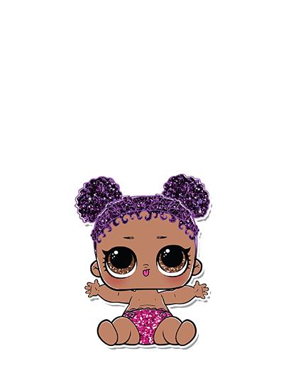 Lol Big Surprise Lil Purple Queen Lol Dolls Lol Lil Sister