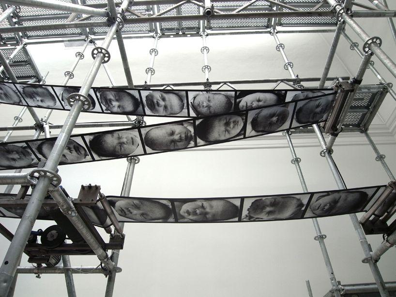 christian boltanski: chance at venice art biennale 2011