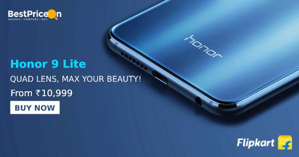 Huawei Honor 9 Lite 4g Cellphone 4gb Ram 64gb Rom 227 99 Coupon De Reduction Effet Bokeh
