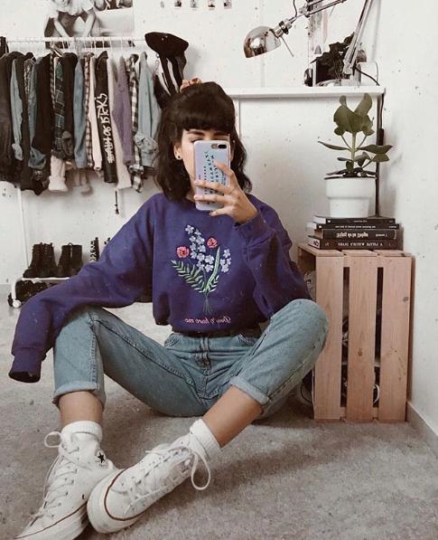 Don't Hurt Me Sweater