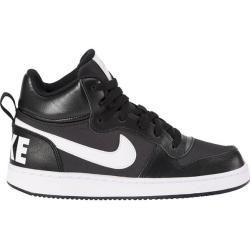 Photo of Nike kids casual shoes Court Borough Mid Pe, size 40 in black NikeNike