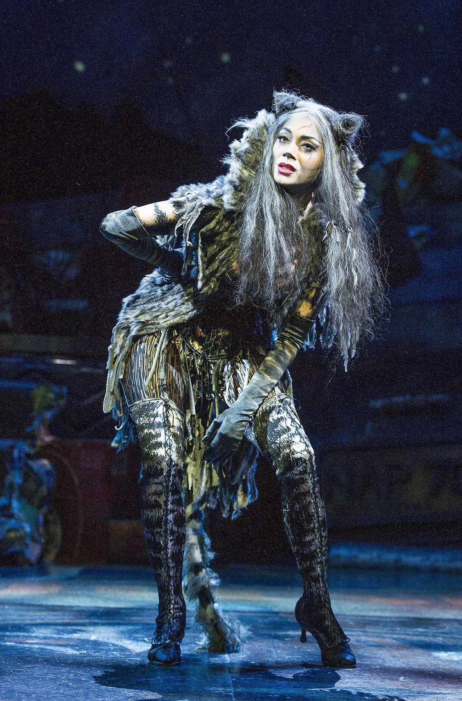 Nicole Scherzinger Broadway Pinterest Musicals, Cats