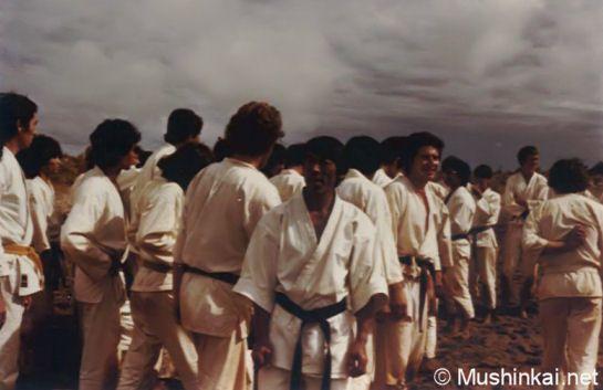 Stage National A Rabat En Septembre 1983 En 2019 Karate Do