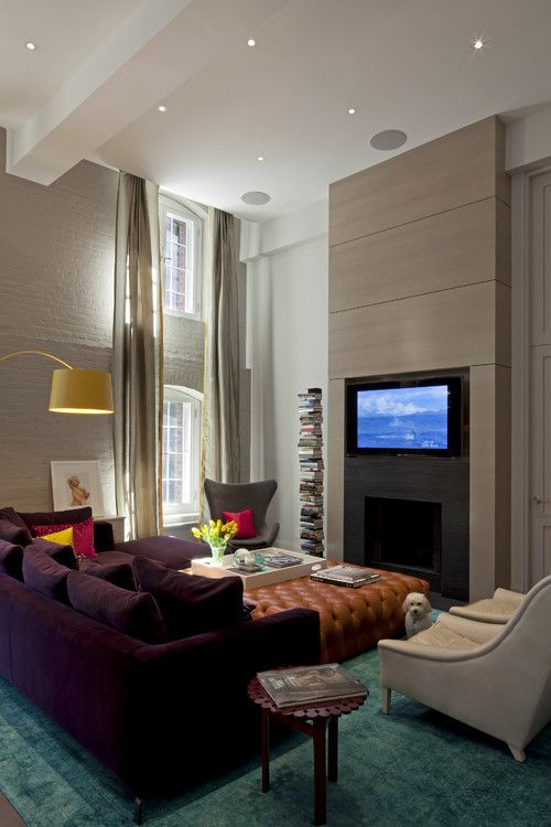 30 + Living Room Couch Design Ideas You Can\'t Miss | Tv sets, Living ...