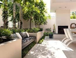 jardines modernos pasos para hacer tus propias jardineras de concreto