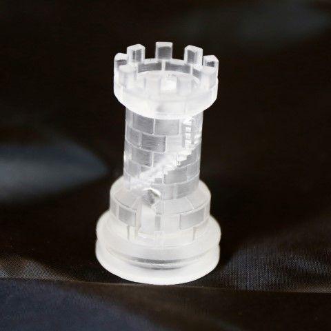 Der Turm das ultimative Modell um die Genauigkeit eines