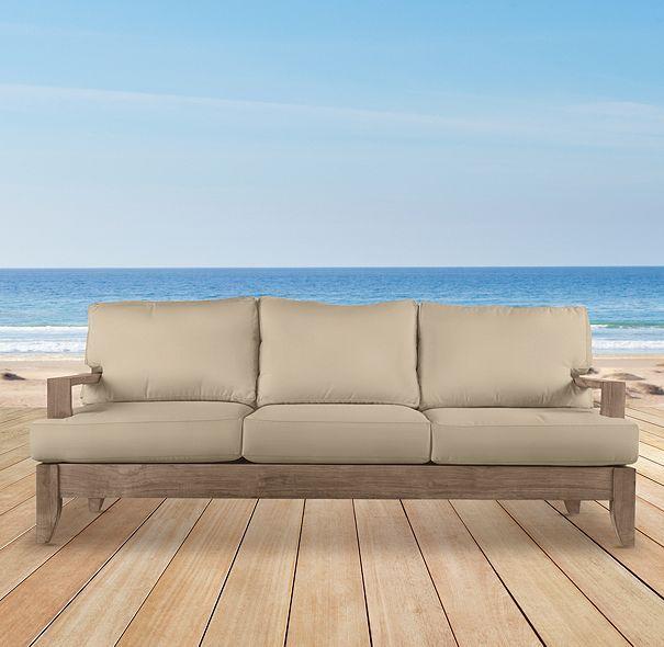 Modern Patio Furniture, Sofa