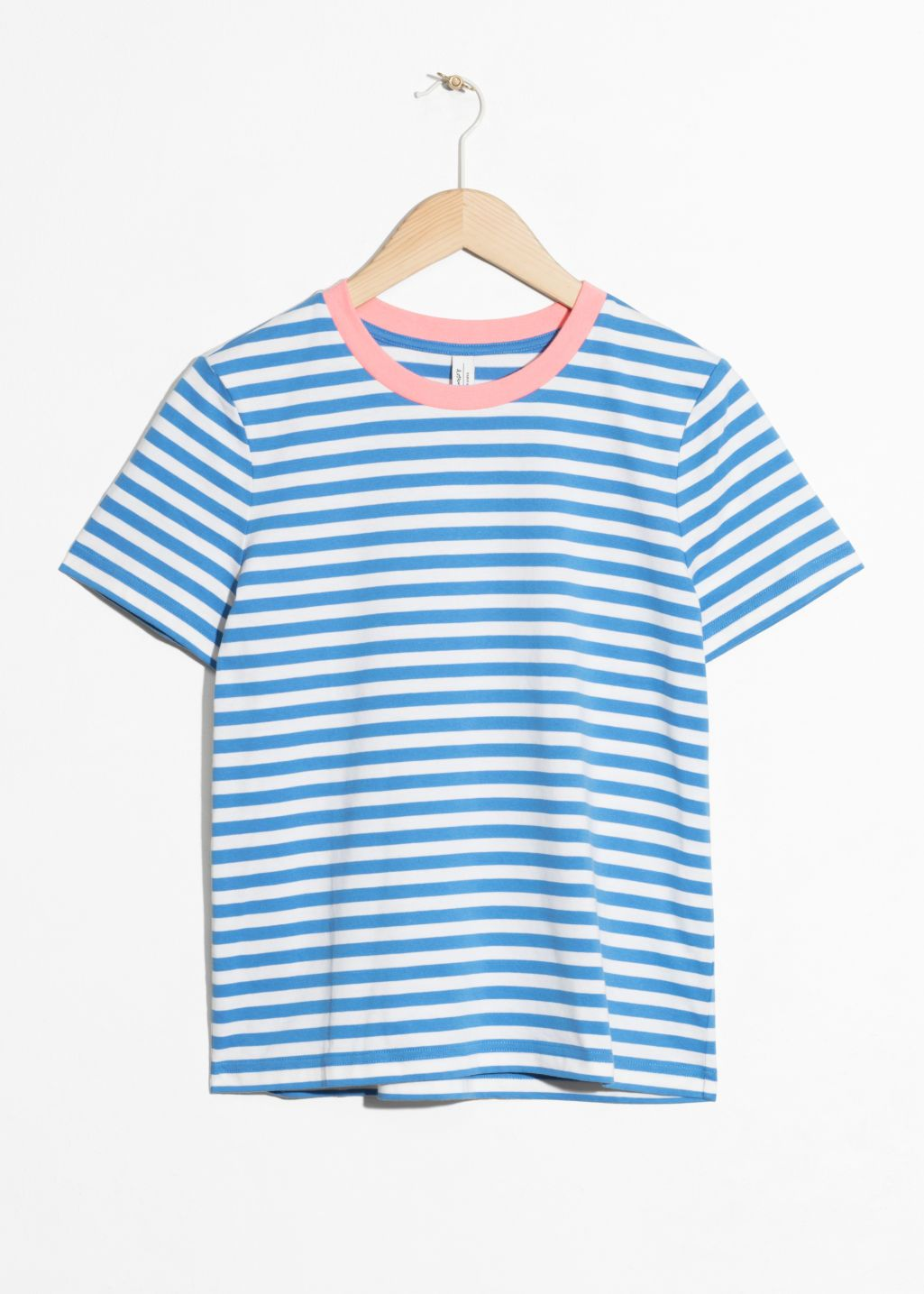 03e14a2fa862c3 Striped Tee in 2019 | Style | Striped tee, Tops, Long sleeve tees