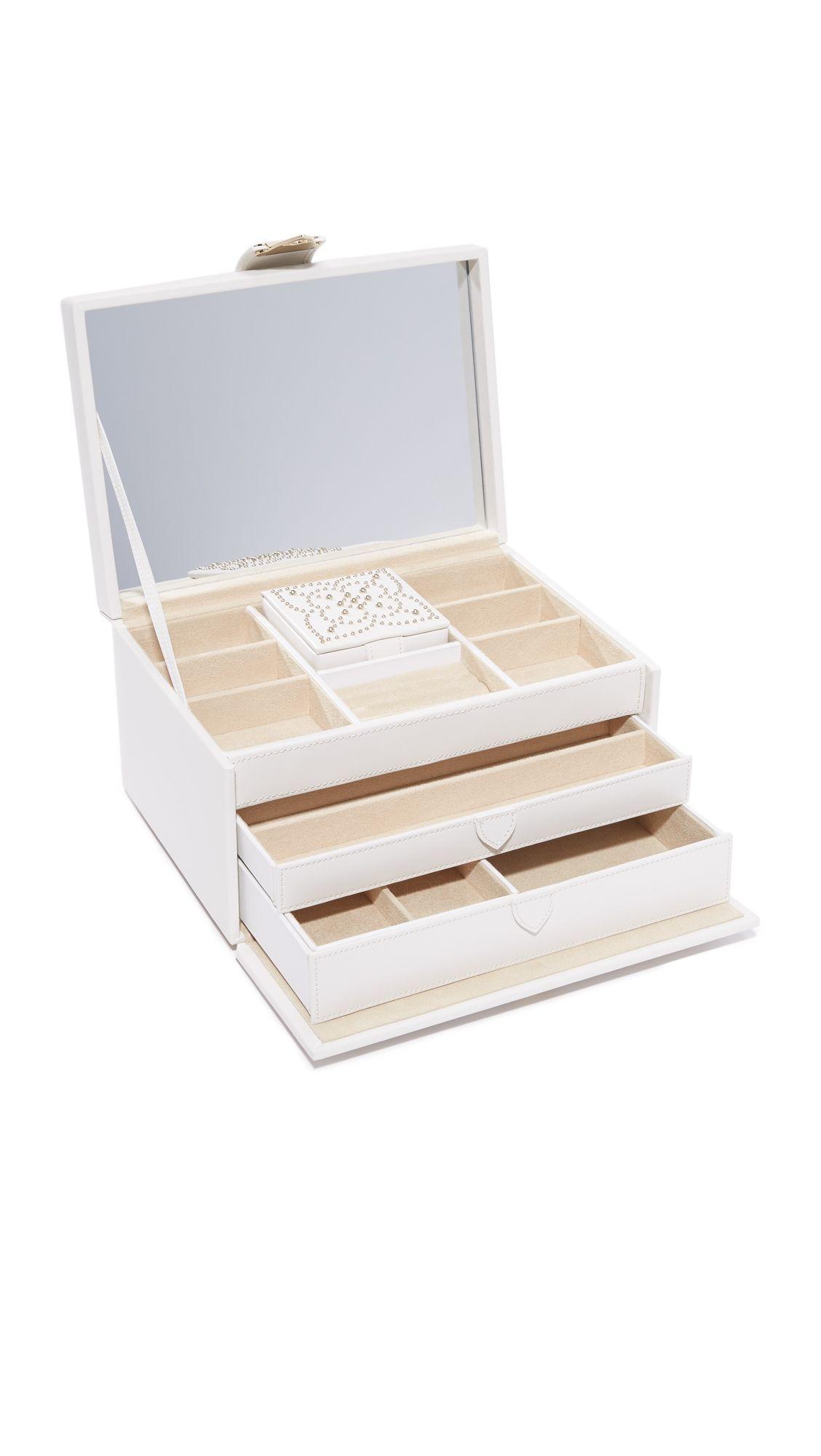 0f109f0729c1 WOLF Marrakesh Medium Jewelry Box in 2019   Products   Jewelry box ...