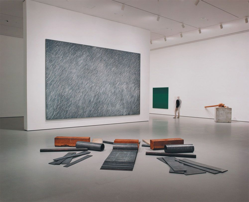 Twombly CONNECTING SPACE