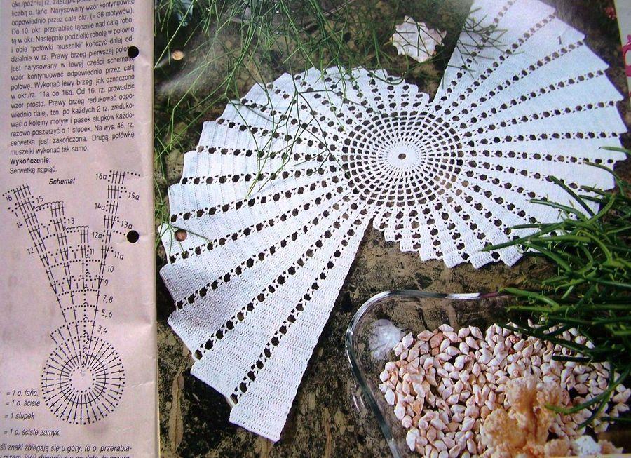 Patron Crochet Espiral Arco Iris - Patrones Crochet | CROCHET ...