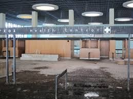 Resultado de imagem para abandoned airport