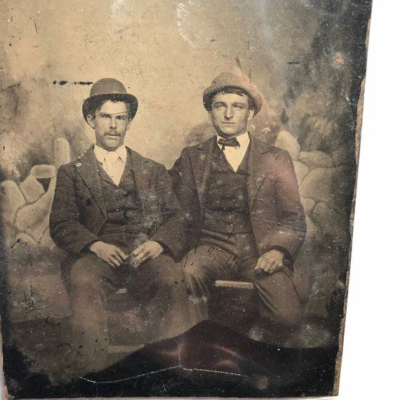 Dating tintype photos