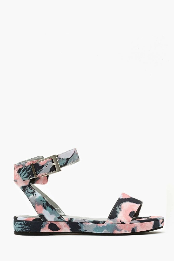 4c3ad480bfc4 Digital Petal Sandal Sock Shoes
