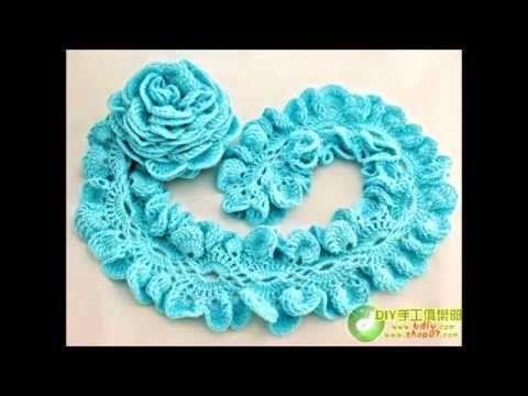 rosas y claveles tejidos | flores a crochet | Pinterest | Clavel ...