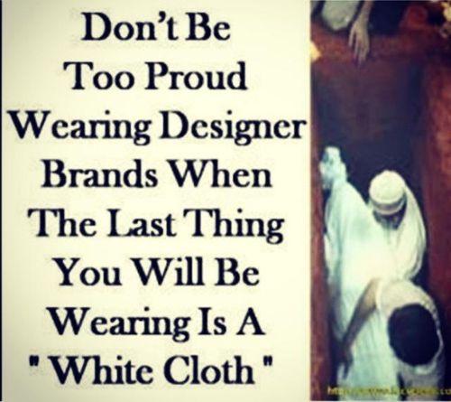 Dont Be Too Proud Islam Islamic Quotes Allah Islam