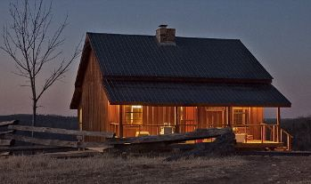 Secluded Cabin In Arkansas For Rent For Week Ends Or