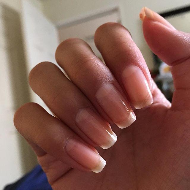 All Naturals Photo Natural Nails Nails Pretty Nails