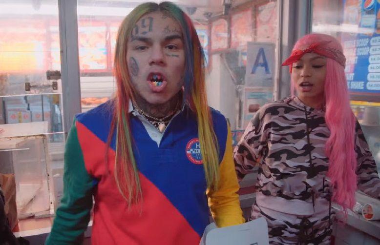 Music Video 6ix9ine Billy Debut Album Rapper Music Videos