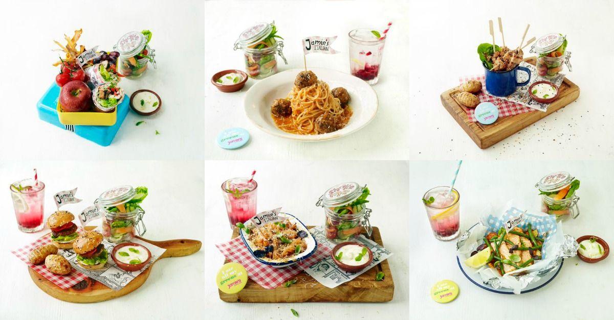 Jamies Italian in de Rotterdamse markthal gebruikt prachtige ingrediënten, serveert lekkere gerechten maar heeft vooral ook een geniaal kindermenu!