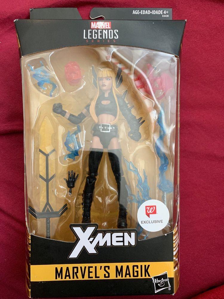 X-Men Brand New! Marvel Legends Series: Magik 6/'/' Figure Walgreens Exclusive