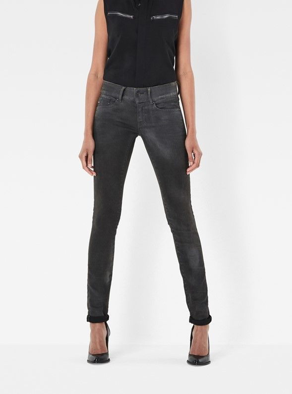 1d5e6a99121 Midge Cody Mid Waist Skinny Jeans from G-Star Raw | Brand New Today ...