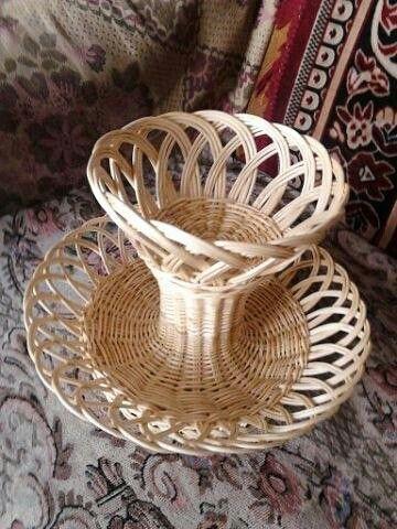 pin by lana slastion on лоза pinterest newspaper paper basket