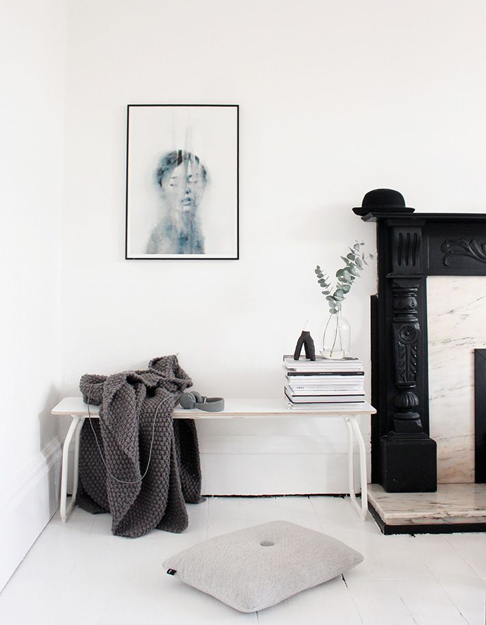 Blur simple printshome interiorsfrench interiorsdesign interiorsinterior also best black  white home images on pinterest my house dinner rh