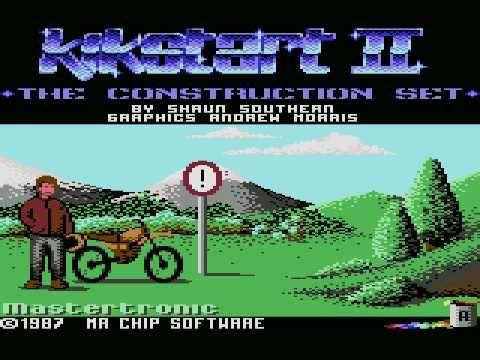 Kickstart 2 C64 1987