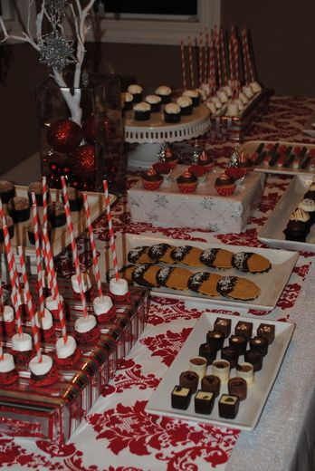 """Photo 1 of 17: Ladies Christmas party / Christmas/Holiday """"Cupcakes, Cookies and Cocktails"""" 
