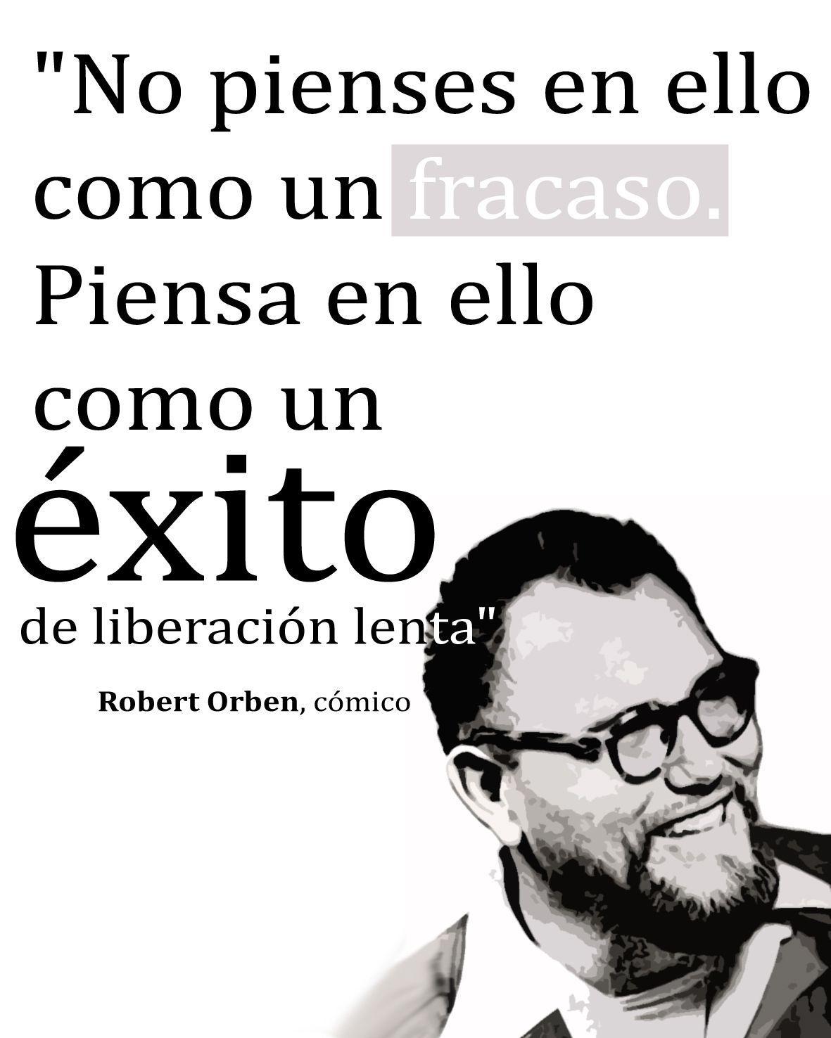 El éxito, según Robert Orben