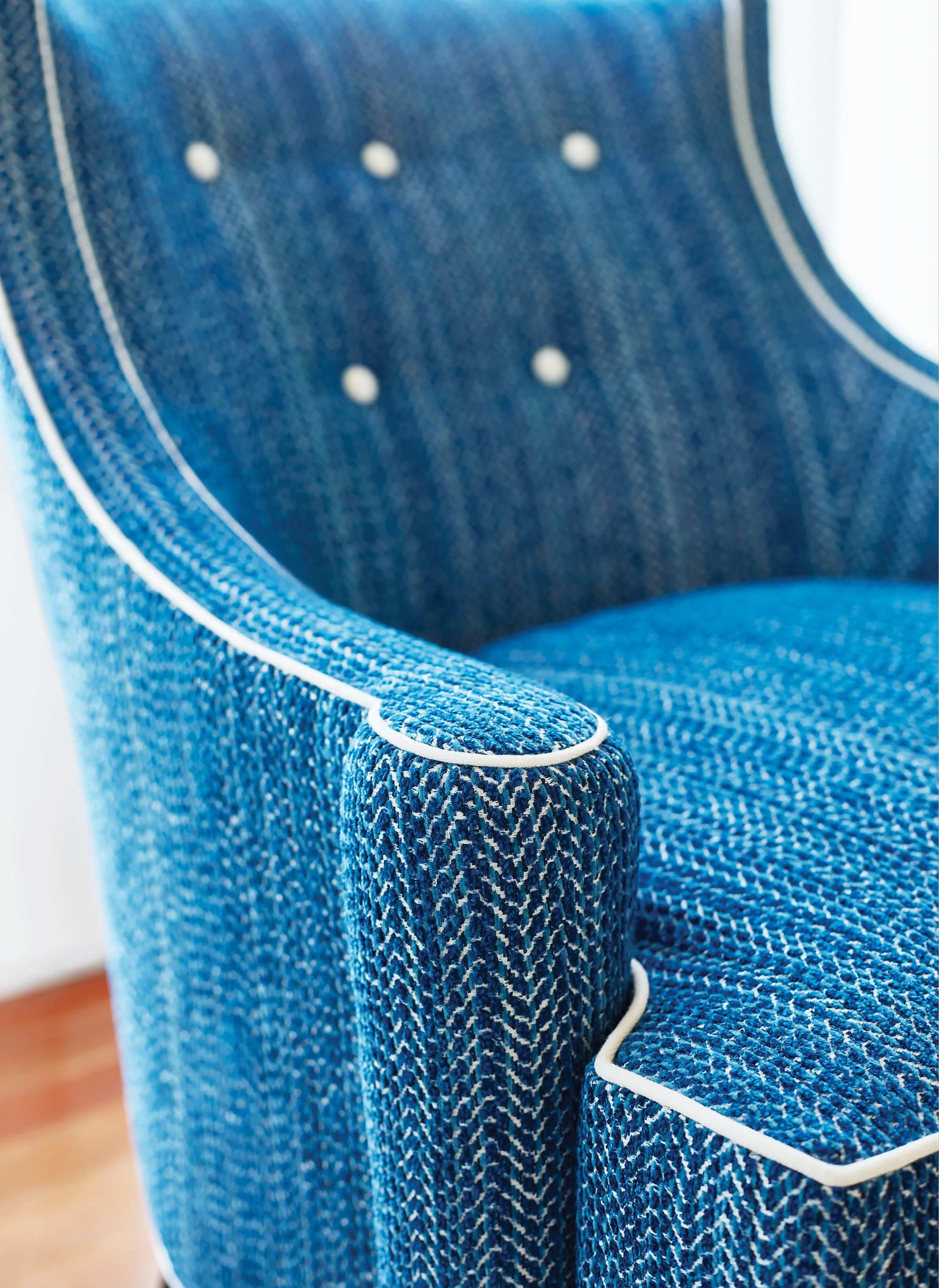 Emerson Chair from Thibaut Fine Furniture in Catalina indoor