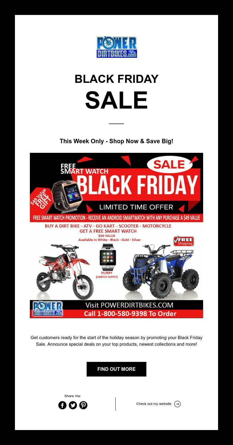 Black Friday Sale Black Friday Sale Black Friday Black Watch