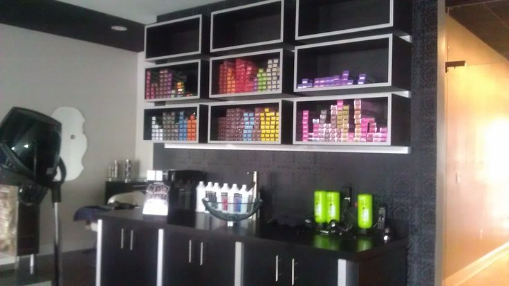 color bar ideas - Google Search | Salon ideas | Pinterest | Salon ...