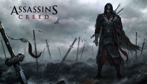 Assassins Creed Jappanese maybe ....mayby one day