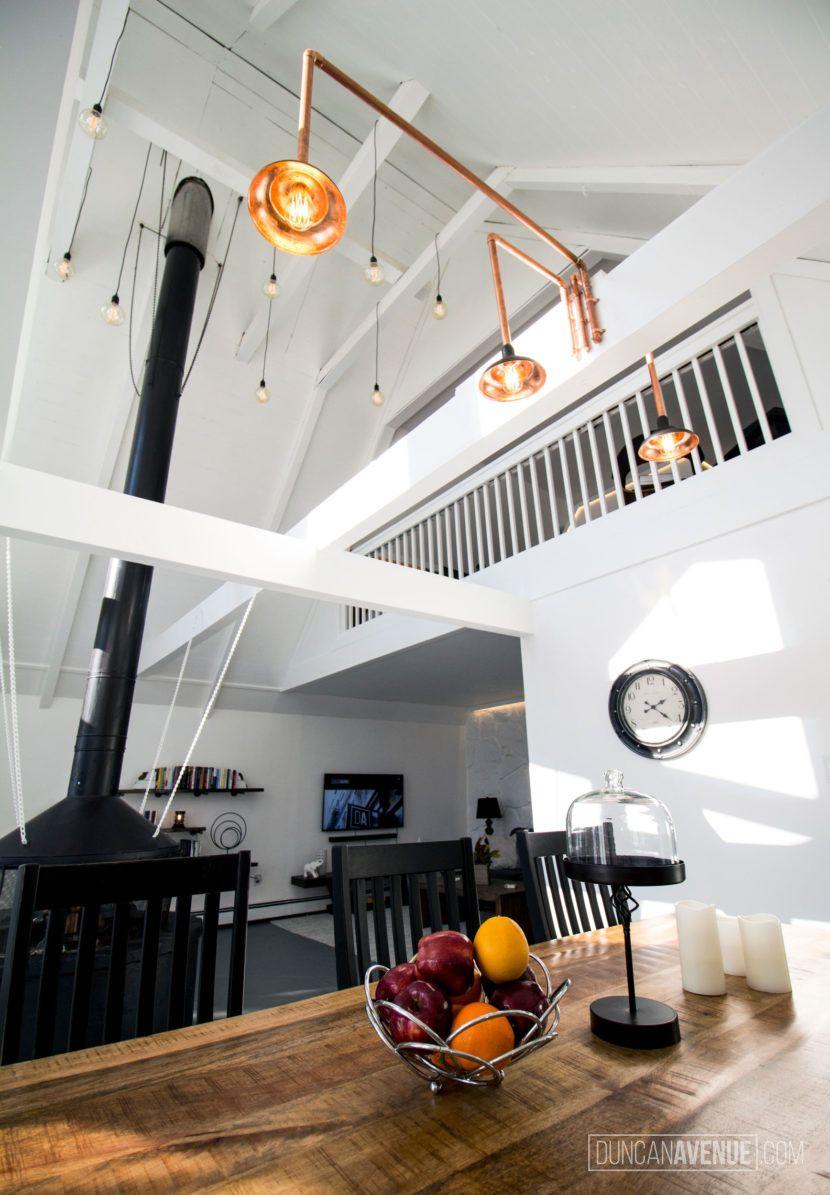 Hudson Valley, Newburgh, New York   9W // Interior Design, Lighting Design