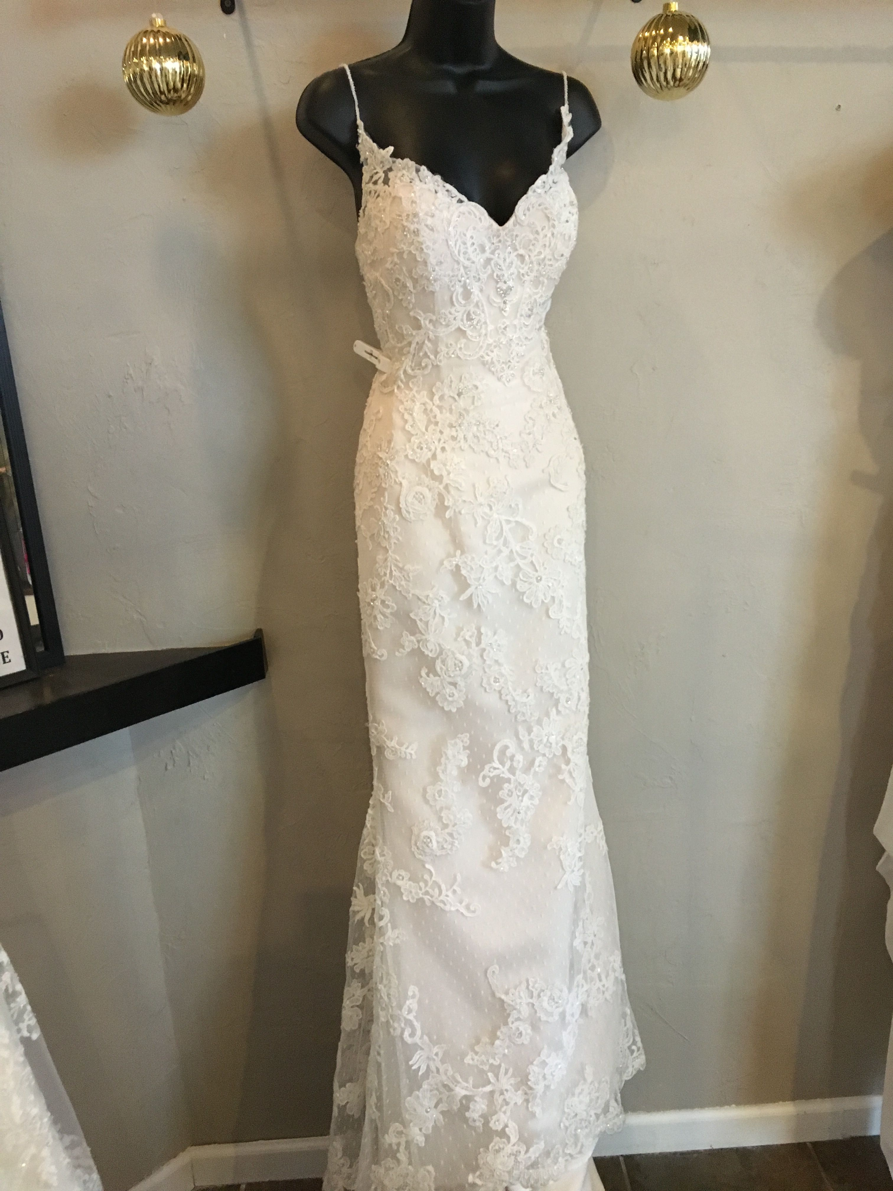 Champagne and ivory wedding dress  Germaineus Bridal This dress is pictured in champagneivory silver