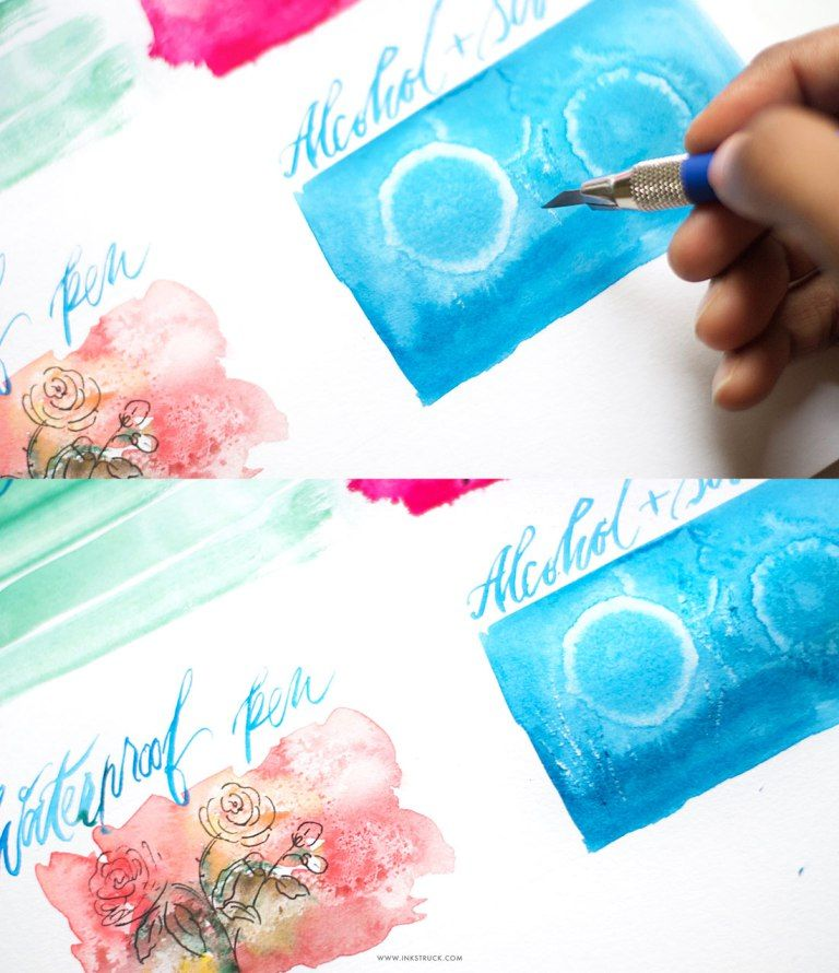 Easy Watercolor Techniques Watercolor Techniques Easy