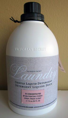 Victoria S Secret Detergent Laundry Soap Diy Laundry Soap
