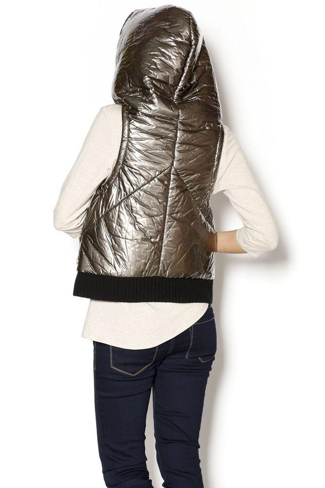 Shiny Vest : Shoptiques