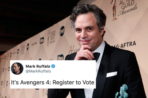 "Mark Ruffalo Just Revealed The Title Of The Next ""Avengers"