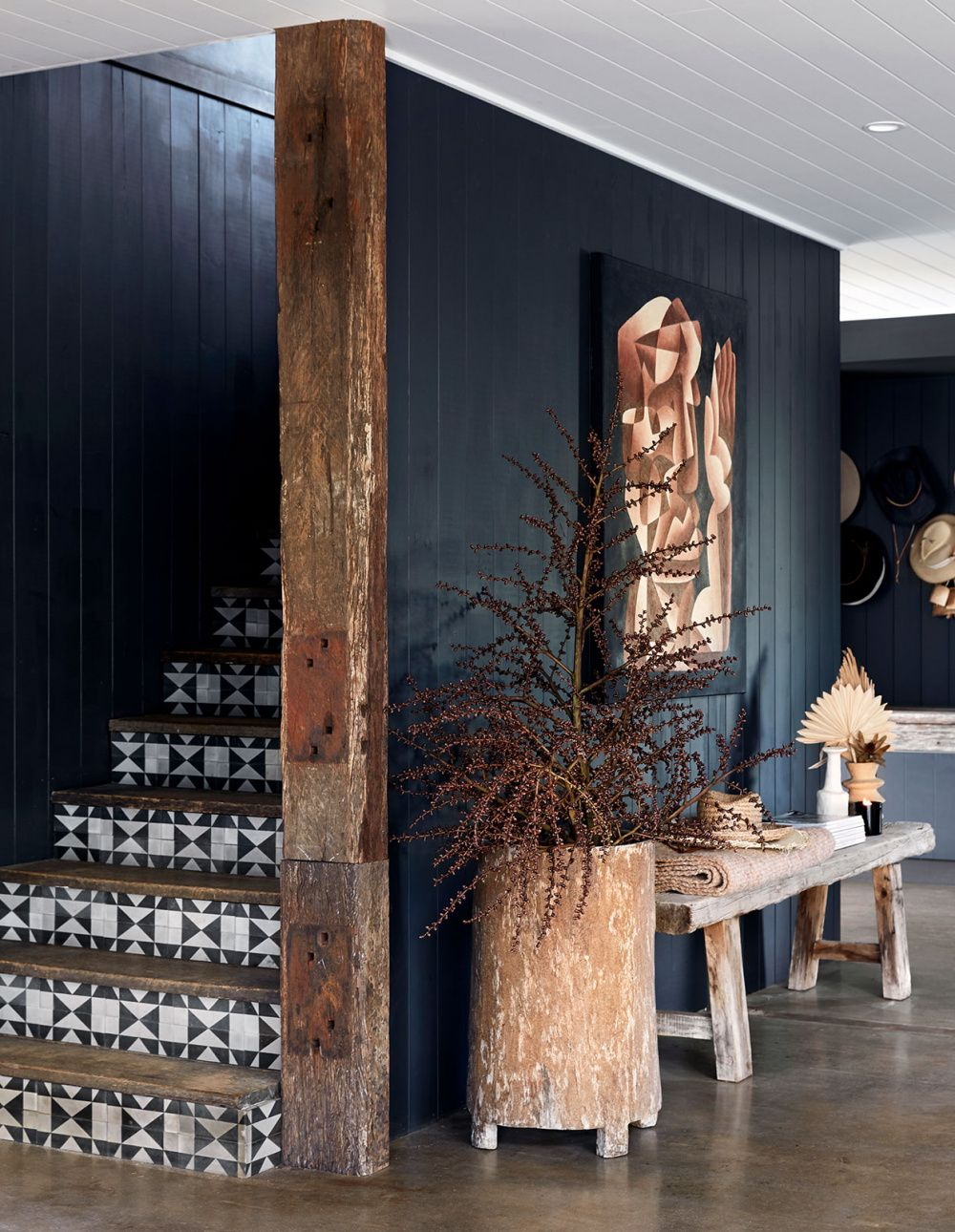 The Owners Of The Atlantic Hotel In Byron Bay Share Their Home.