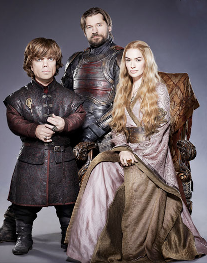 Game Of Thrones Fantasy Costumes Tyrion Lannister Jaime Lannister Cersei Lannister Lannister Hbo Tyrion