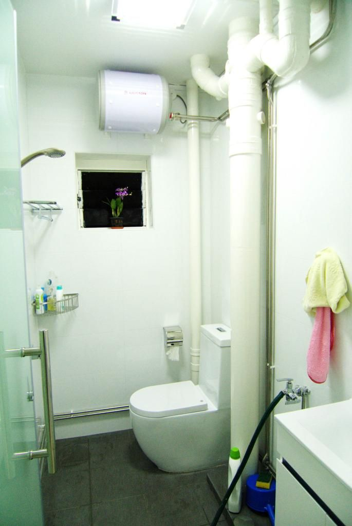 Renovating toilets in old flats for Room decor ideas singapore