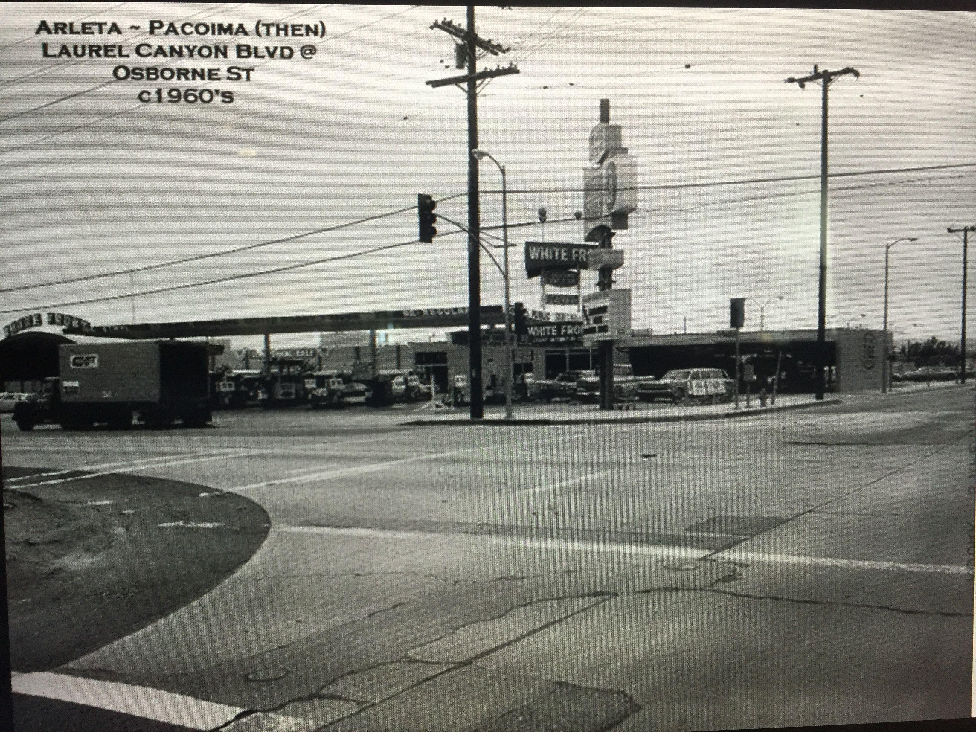 Pin By Christine Randenberg On Greater Los Angeles Laurel Canyon Arleta Vintage Los Angeles
