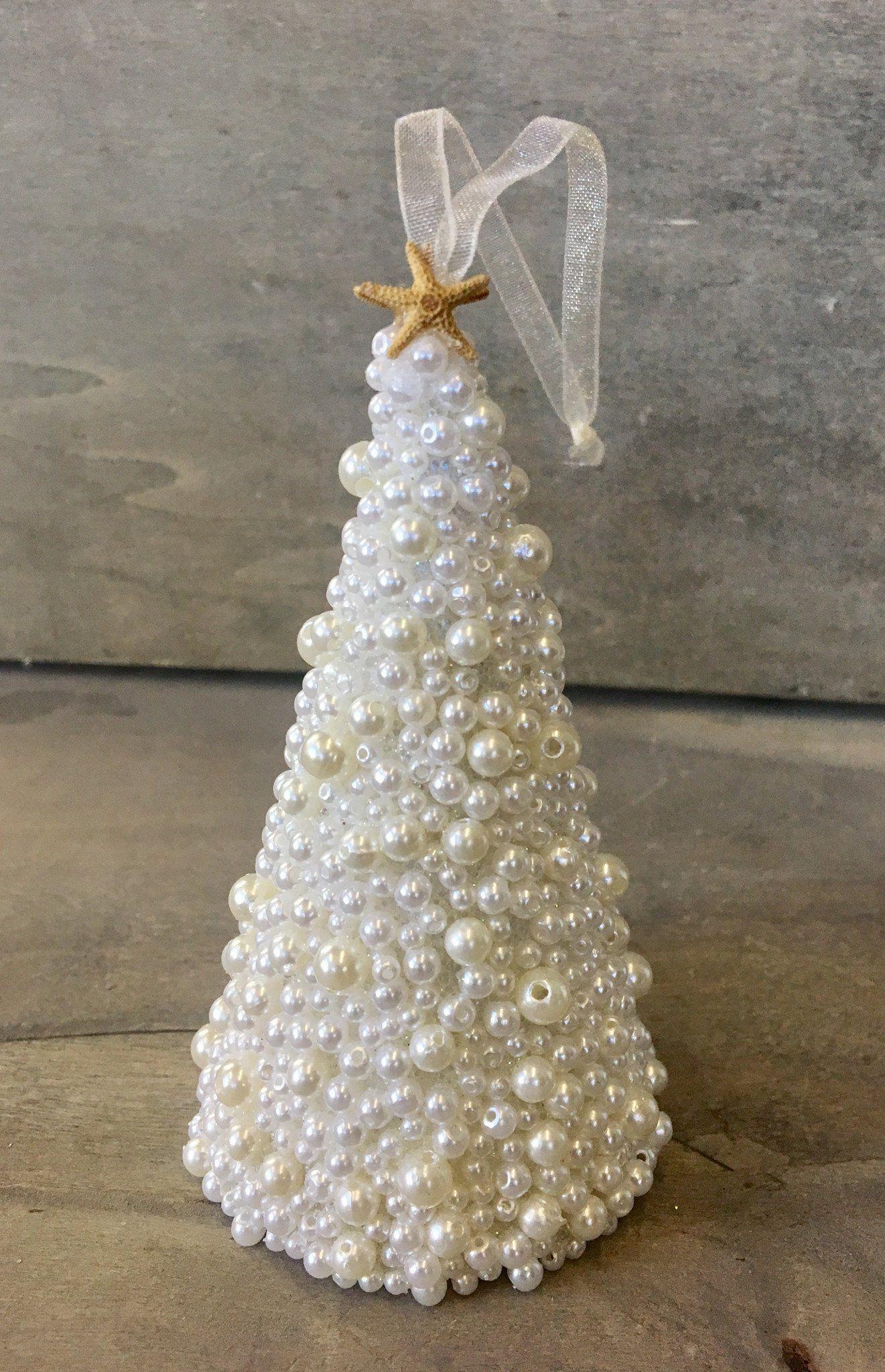 Ventura Christmas Tree Lighting 2020 Ocean Pearl Ornaments – Sea Things Ventura in 2020 | Christmas