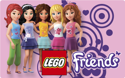 Lego friends 3187 salon de belleza sarah y emma linea for Lego friends salon de coiffure
