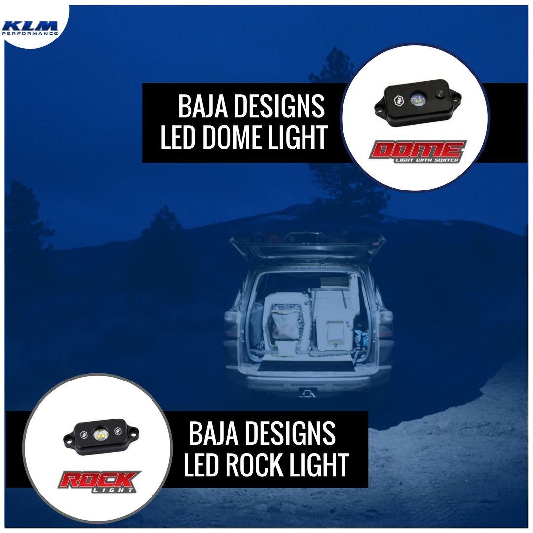 Baja Designs LED Rock Light Blue