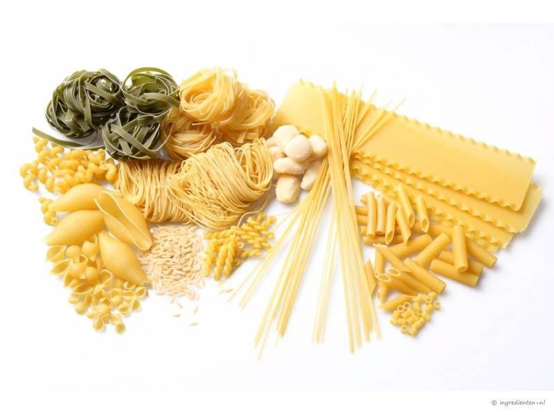 Romige Zalm Met Pasta recept